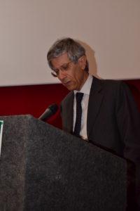 Il dr Giuseppe Calabrò