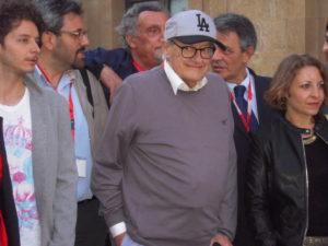Il maestro Ugo Gregoretti