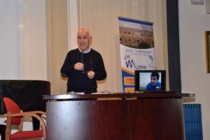 Il preside dell'Istituto Mottura Salvatore Vizzini