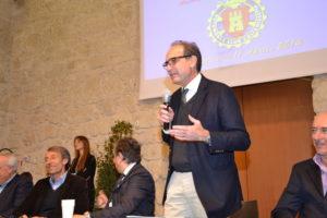 Il presidente dell'ACI di Caltanissetta, avv. Carlo Alessi