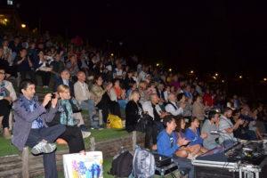 Il pubblico di Pippo Franco