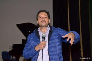 Il regista Aldo Rapè