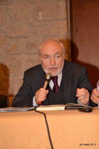 Il prof. Mario Tropea