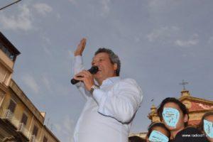 Il sindaco Giovanni Ruvolo (1)