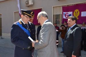 Il vice Questore e Capo di Gabinetto dr Alessandro Milazzo