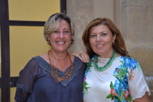 Ilaria Insisa  e  Rosetta Galiano