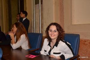 La Consigliera Valeria Alaimo