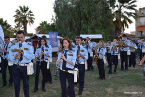La bansa musicale Santa Cecilia di Sommatimo