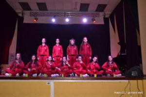 La coreografia ideata dalla maestra di musica Grazia Zaffuto (6)