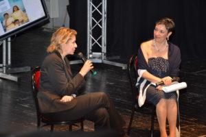 La d.ssa Caterina Chinnici intervistata da Marcella Ginevra