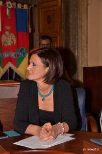 La d.ssa Rita Daniele presidente VI Commissione Sanità