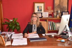 La dirigente Irene Cinzia Collerone