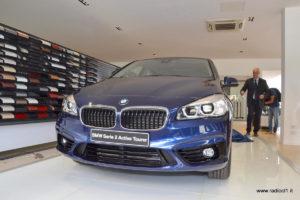 La nuova BMW Serie 2 Active Tourer