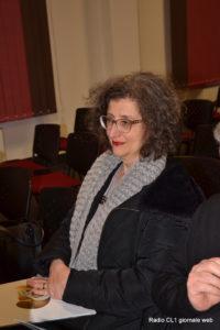La prof.ssa Aurelia Speziale