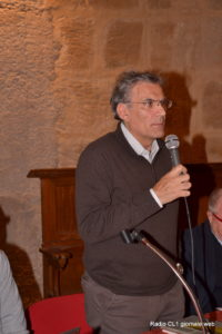 L'Assessore Pasquale Carlo Tornatore