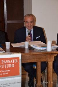 L'avv. Fabio Florio risponde ad un quesito dell'avv. Iacona