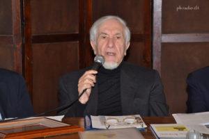 L'avv. prof. Enzo Trantino