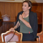L'avv.Maria Grazia Riggi