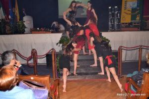 Il Corpo di ballo del Liceo Classico R.Settimo