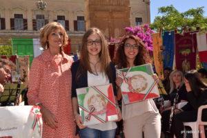 Lidia Trombello e Miriam Crucillà Liceo Classico R.Settimo