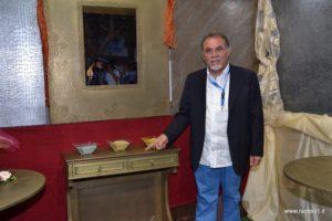 L'imprenditore di Sommatino Antonio Di Prima