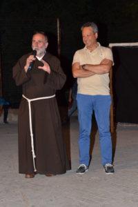 L'intervento di Padre Vincenzo Scrudato