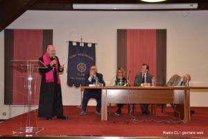 S.E. il Vescovo Mario Russotto