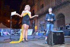 Manuela Falcone con Niko Baglivo
