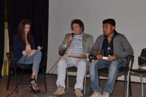 Maria Sofia Mazzara intervista Mario Rizzo, educatore della comunità Giuseppe Guttilla e Sobuy Hossein