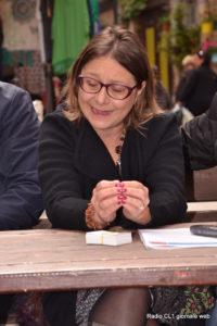 La prof.ssa Marina Castiglione