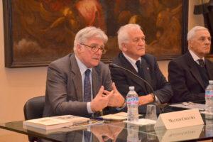 Matteo Collura, Antonio Vitellaro e Melo Freni