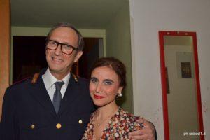 Michele Vitale e Nadia Lionti