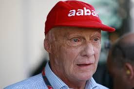 Niki Lauda, ex pilota Ferrari