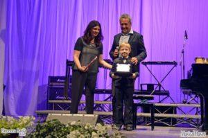 Premio Rosa Maria Collodoro De Cristoforo per la sensibilità artistica e l'amore per la musica Philip Hahn Pianoforte