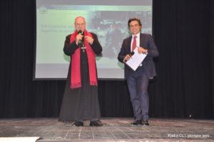 Il Vescovo Mario Russotto e Salvo La Rosa