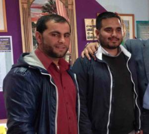 Ahmed e Toseef - Migranti solidali
