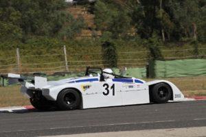 Sebastiano Fisichella 3 Crono in pista