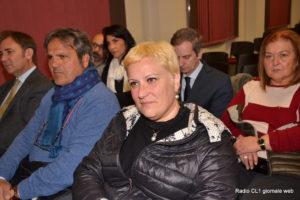 Simona Riggi, figlia di Francesca Fiandaca