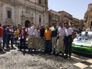 VIncitori in Piazza Garibaldi