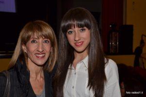 Vittoria Sardo con Olga Giliberto