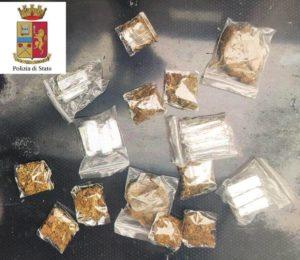 droga sequestrata provvidenza