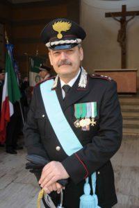 Tenente colonnello Giuseppe Lettini