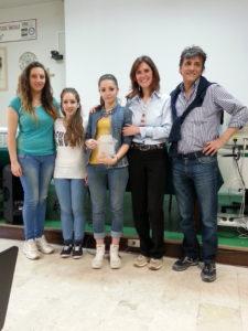 loreta cosentino, Sharon Vancheri ed Erika Gueli
