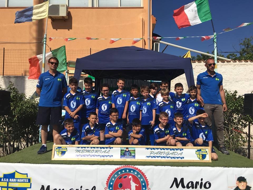 efe5ec7f89 Torneo giovanile di Calcio, a Siracusa ottimo terzo posto per la New ...