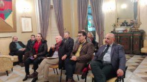 pubblico conferenza stampa