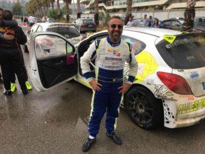 Fofò Di Benedetto e Roberto Longo su Peugeot 207 vincono il 16° Rally di Caltanissetta