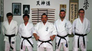 samurai dojo 3
