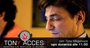 """Tony Maganuco, patron di """"Tony Accesi"""""""